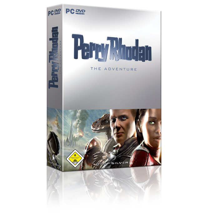 3d-io Perry Rhodan Game Package