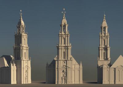 3d-io Garnisonkirche 3d construction