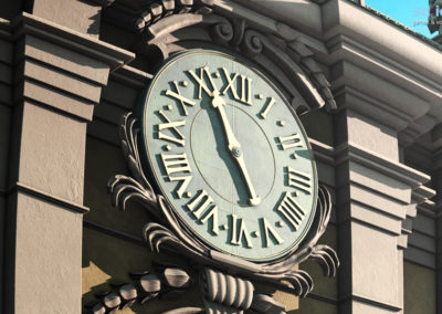 3d-io garnisonkirche potsdam uhr clock