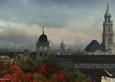3d-io garnisonkirche potsdam cityscape