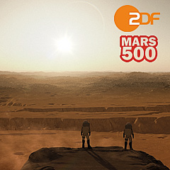 3d-io Mars500_ZDF Documentary 3d Visualization