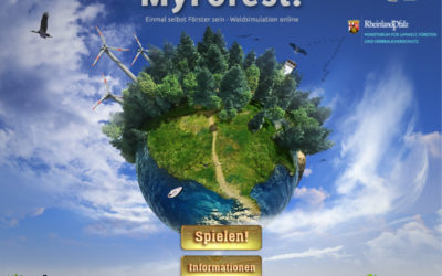 MyForest! – Online Browser Game