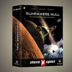 Ruhemasse Null – PC Game
