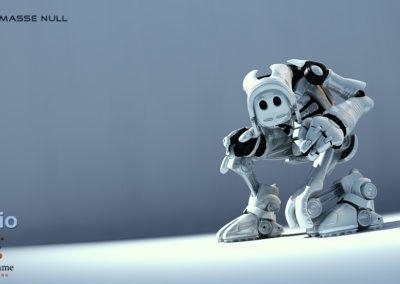 3d-io stern spiel ruhemasse null grunf robot