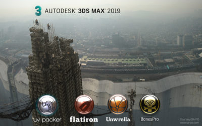 3d-io releases Autodesk 2019 Plugins Update